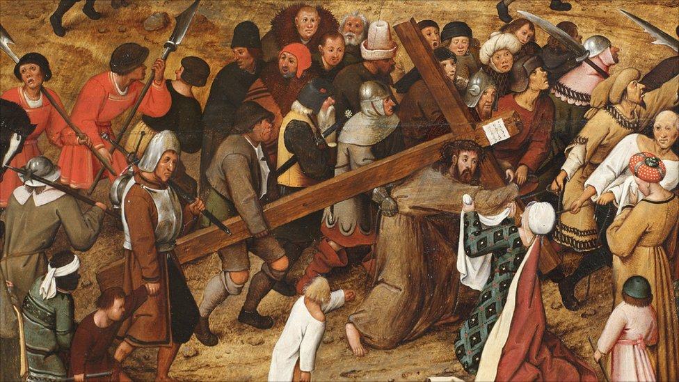 Pieter Brueghel C.1599