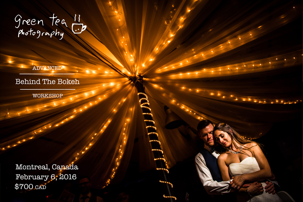Montreal Wedding Photography Workshop