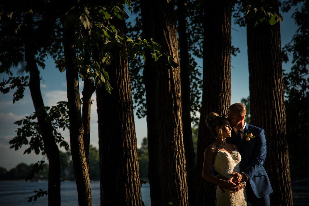 Chateau Vaudreuil Wedding Photographer
