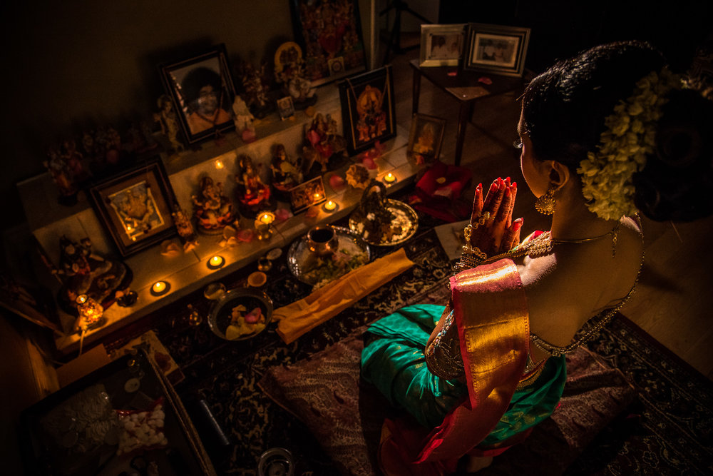 Hindu Prayer