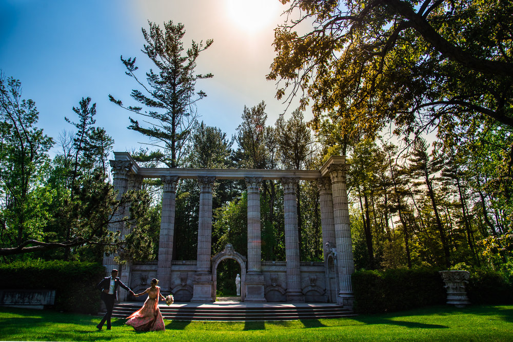 Guild Park and Gardens Wedding
