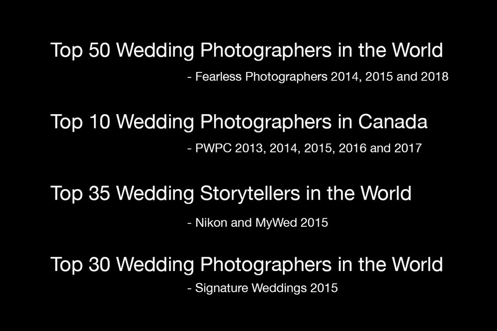 Best Wedding Photographer Ottawa