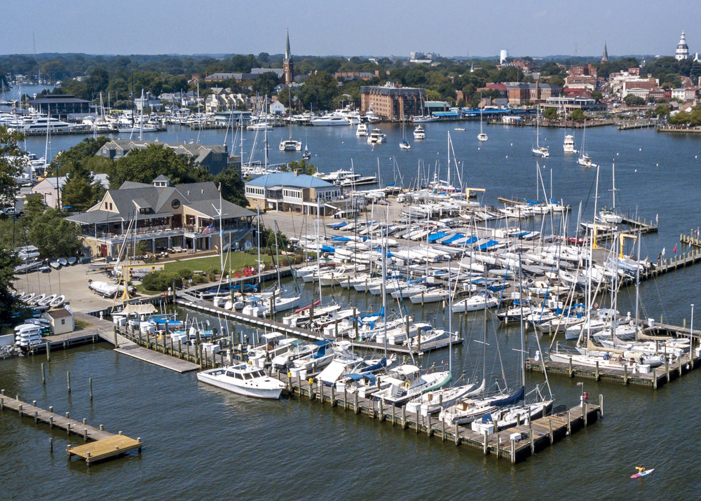 Eastport Yacht Club, Annapolis, MD