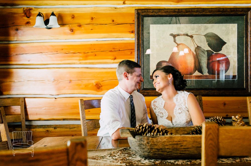 Karena and Saul, Wedding at Mountain Springs Lodge in Leavenworth, Washington