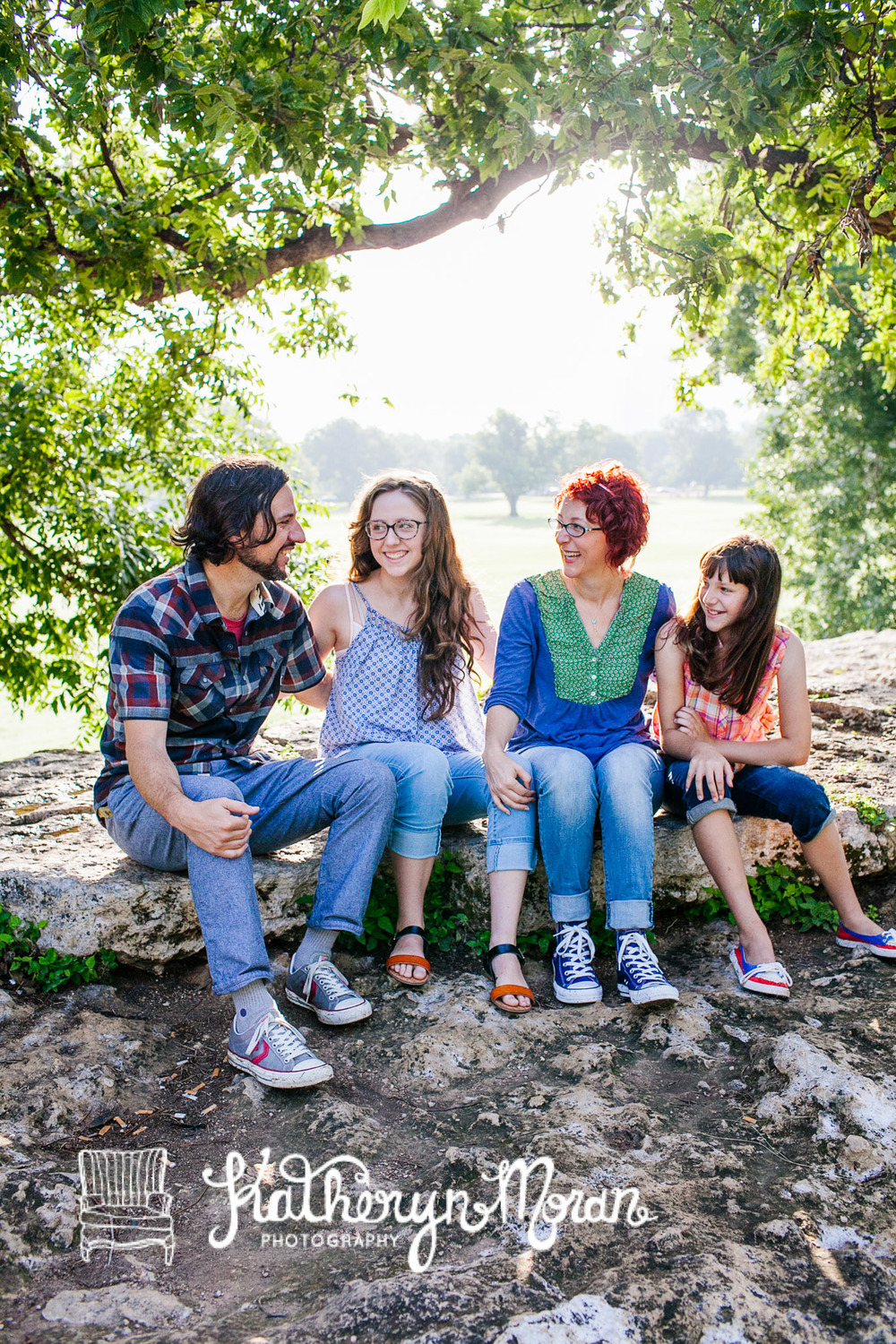 Danny Phillips Art Marketing and Family Session in Austin, TX