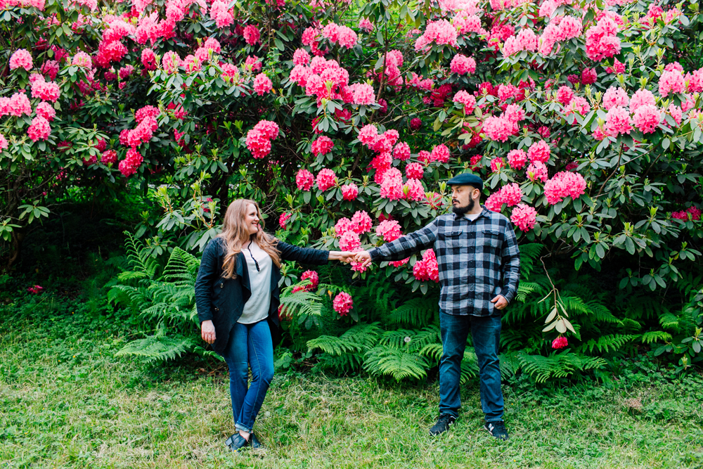 Bellingham Wedding Engagement Photographer Katheryn Moran