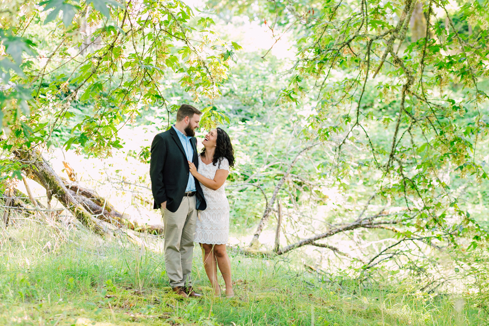 Bellingham Engagement Wedding Photographer Woodstock Farms