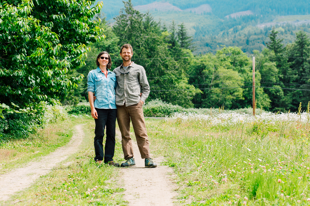 Alluvial Farms, Bellingham Photographer, Bellingham Farm, Food Styling