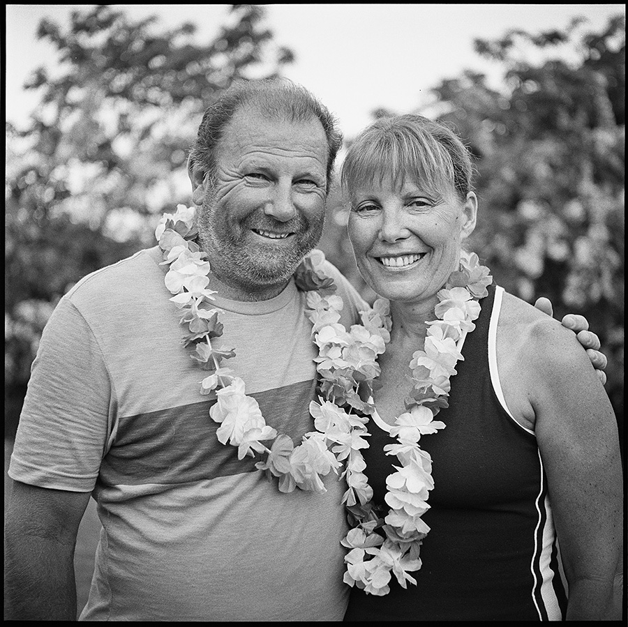 The whole reason we were all there, Jaclyn's unbelievably amazing parents Wayne and Denise. They made and raised the perfect wife for me and brought us all to Hawaii...i won the in-law lottery :)