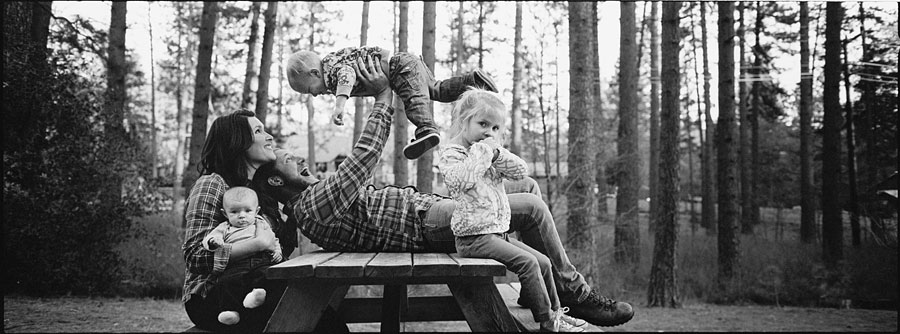 The Snelsons - Photographed on a Hasselblad X-Pan with 45mm f4 lens on TRI-X film.