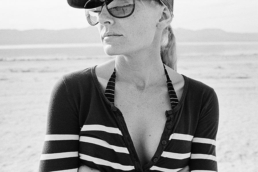 After kayaking the Salton Sea