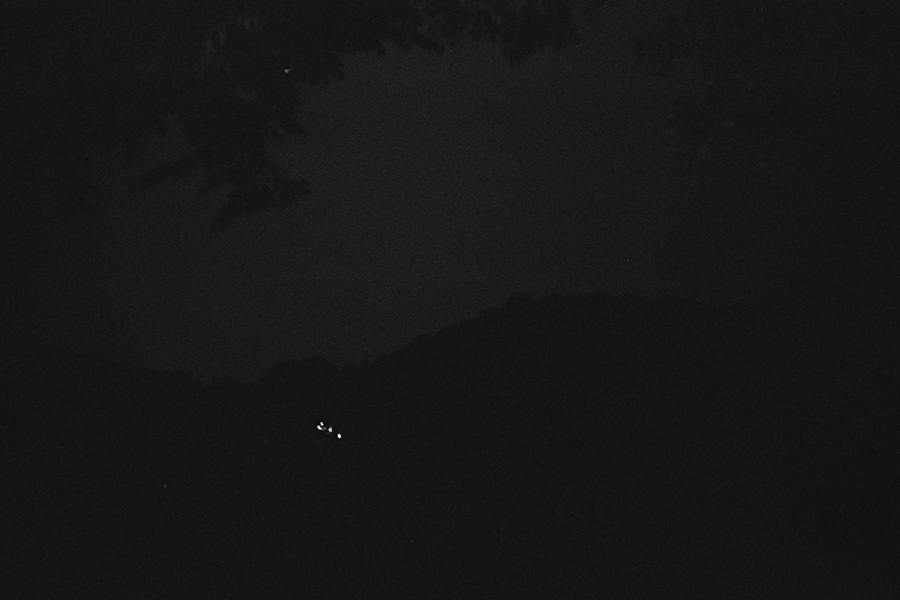 ^ Our first time in our entire life seeing fireflies.