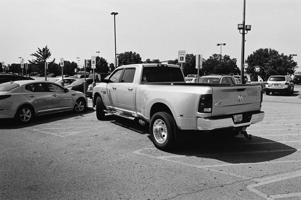 ^ Asshat parking.