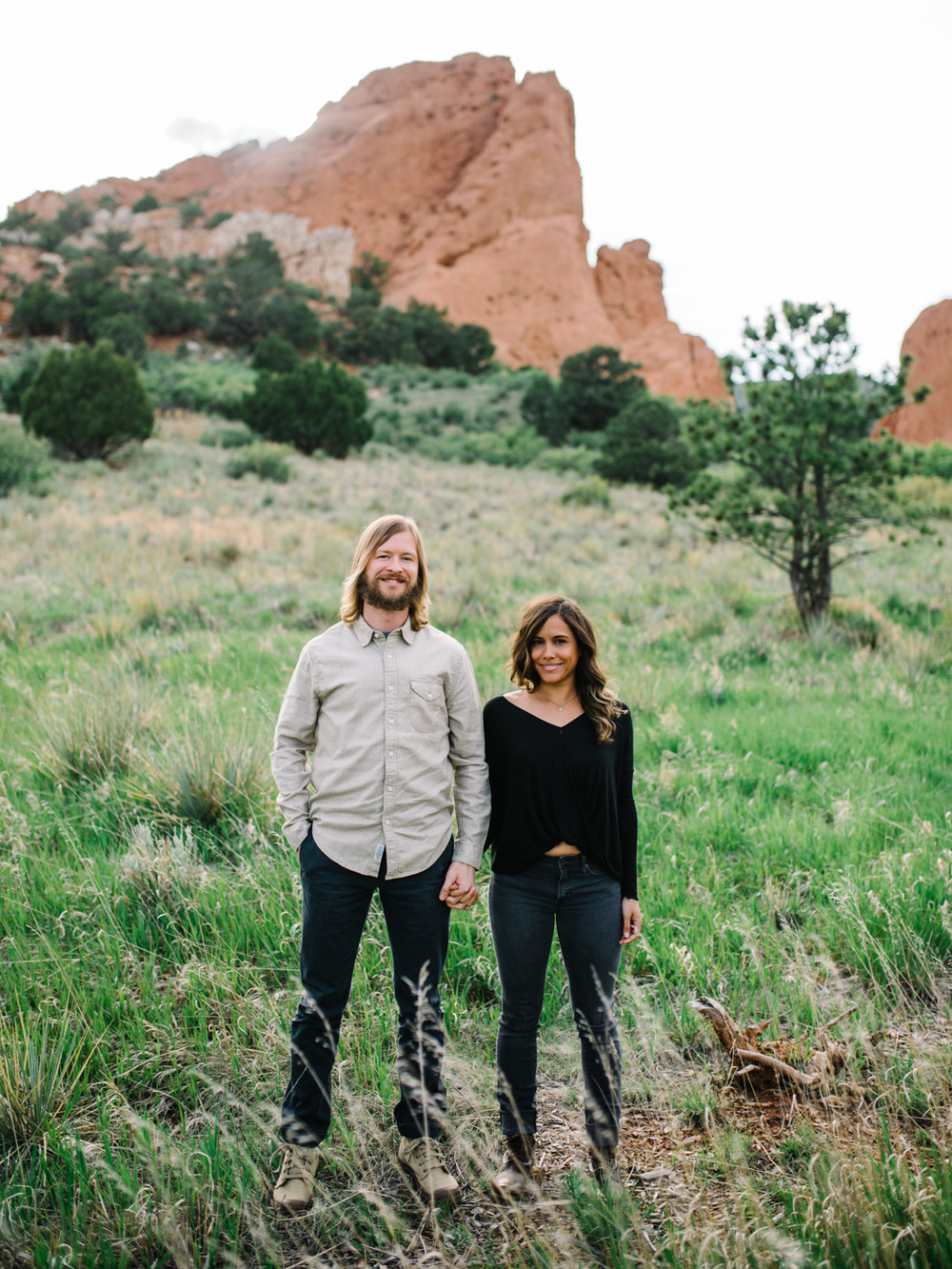 Garden of the Gods-Colorado Springs, Colorado-Engagement-Neal Dieker-Colorado Engagement-Colorado Phototographer-Mountain Engagement-100.jpg