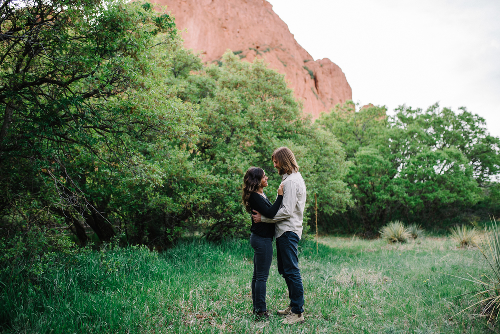Garden of the Gods-Colorado Springs, Colorado-Engagement-Neal Dieker-Colorado Engagement-Colorado Phototographer-Mountain Engagement-107.jpg