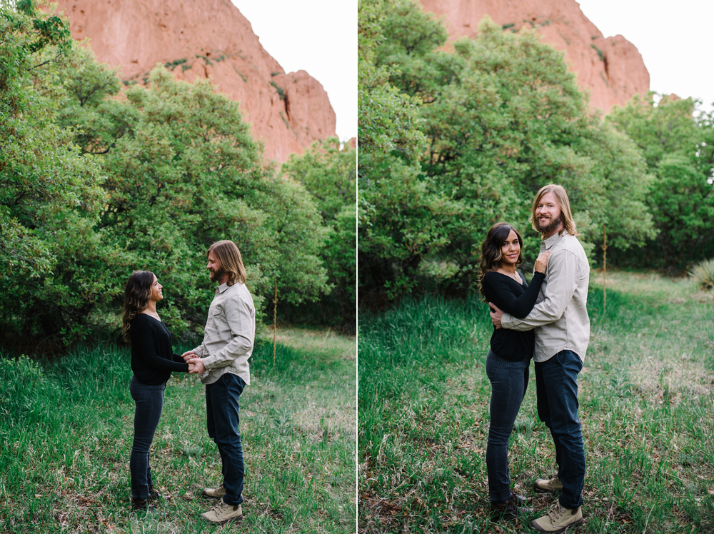 Garden of the Gods-Colorado Springs, Colorado-Engagement-Neal Dieker-Colorado Engagement-Colorado Phototographer-Mountain Engagement-105.jpg