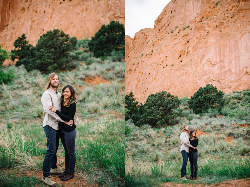 Garden of the Gods-Colorado Springs, Colorado-Engagement-Neal Dieker-Colorado Engagement-Colorado Phototographer-Mountain Engagement-115.jpg