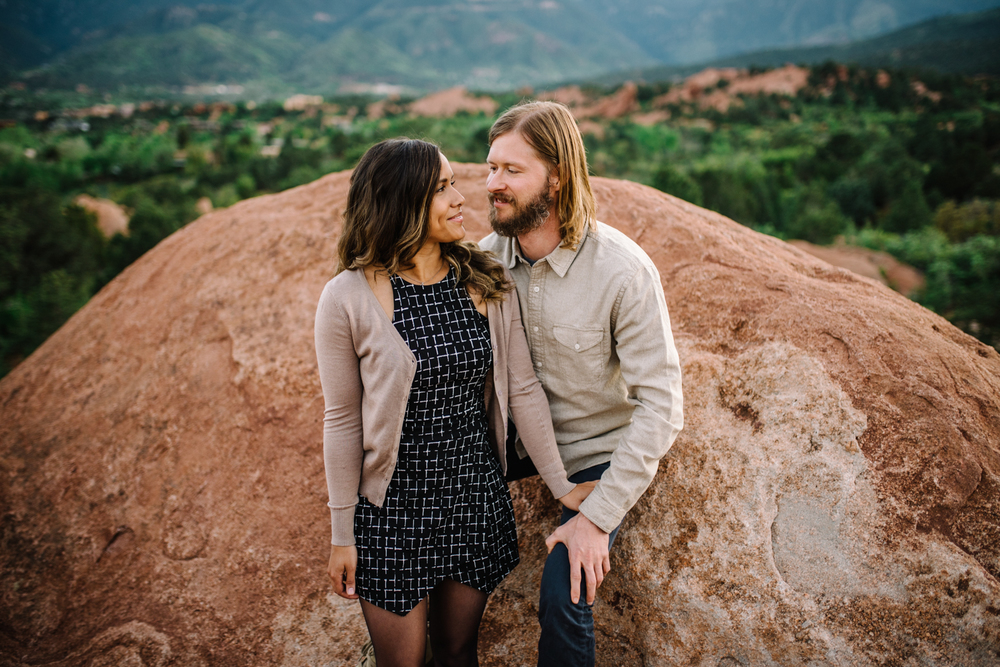 Garden of the Gods-Colorado Springs, Colorado-Engagement-Neal Dieker-Colorado Engagement-Colorado Phototographer-Mountain Engagement-147.jpg