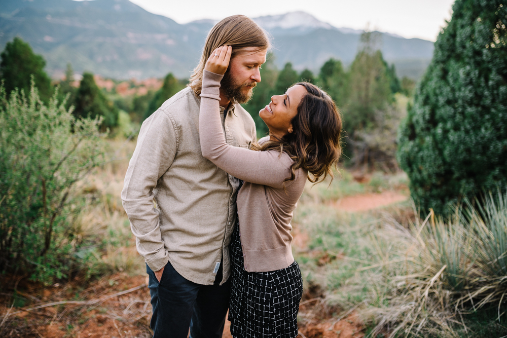Garden of the Gods-Colorado Springs, Colorado-Engagement-Neal Dieker-Colorado Engagement-Colorado Phototographer-Mountain Engagement-161.jpg