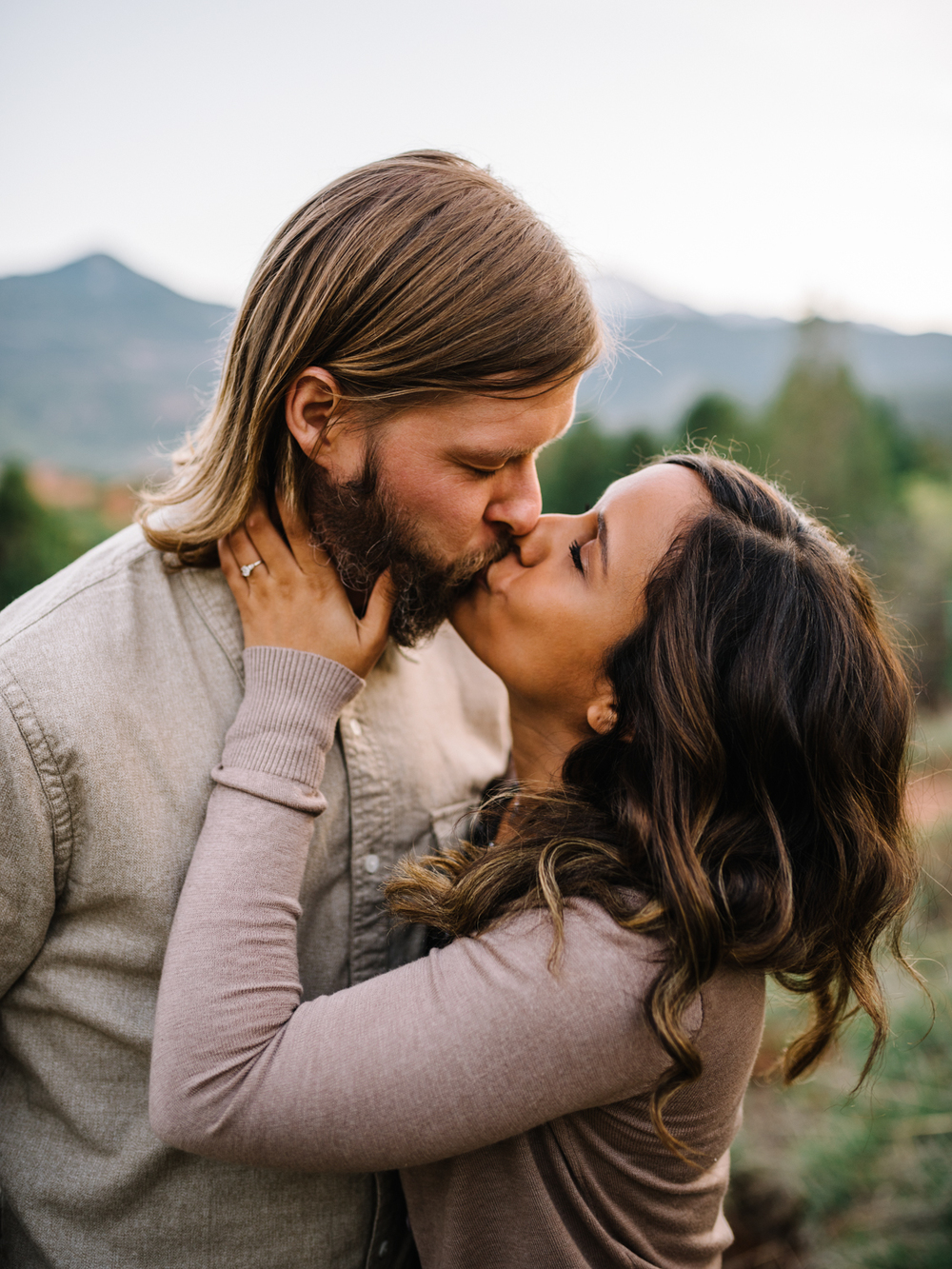 Garden of the Gods-Colorado Springs, Colorado-Engagement-Neal Dieker-Colorado Engagement-Colorado Phototographer-Mountain Engagement-164.jpg