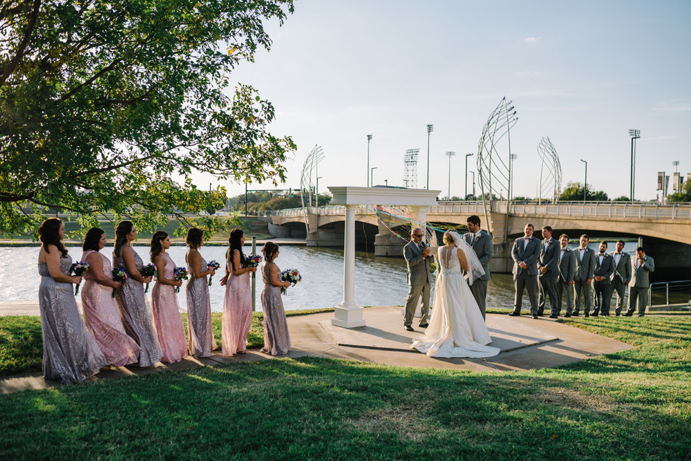 Wichita, Kansas Wedding Photographer-Neal Dieker-Wichita Boathouse Wedding-Wichita, Kansas Outdoor Wedding-191.jpg