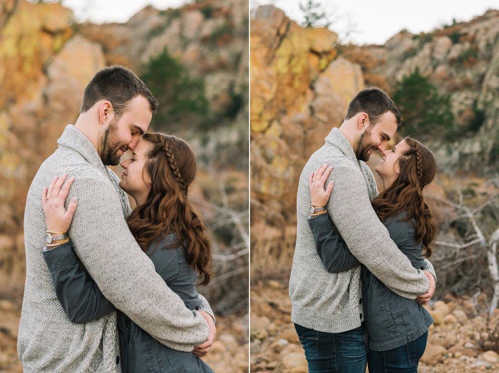 Wichita Mountains Wildlife Refuge-Oklahoma Engagement Photography-Wichita Mountains Portraits-Wichita Mountains Engagement-Neal Dieker-143.jpg
