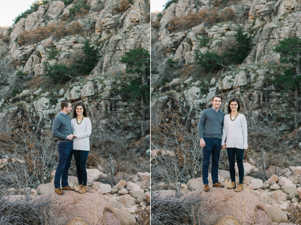 Wichita Kansas Engagement Photographer-Oklahoma Photographer-Wichita Mountains-Neal Dieker-102.jpg
