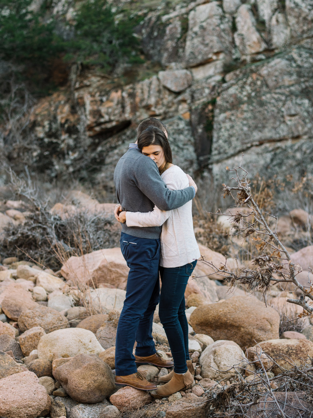 Wichita Kansas Engagement Photographer-Oklahoma Photographer-Wichita Mountains-Neal Dieker-109.jpg