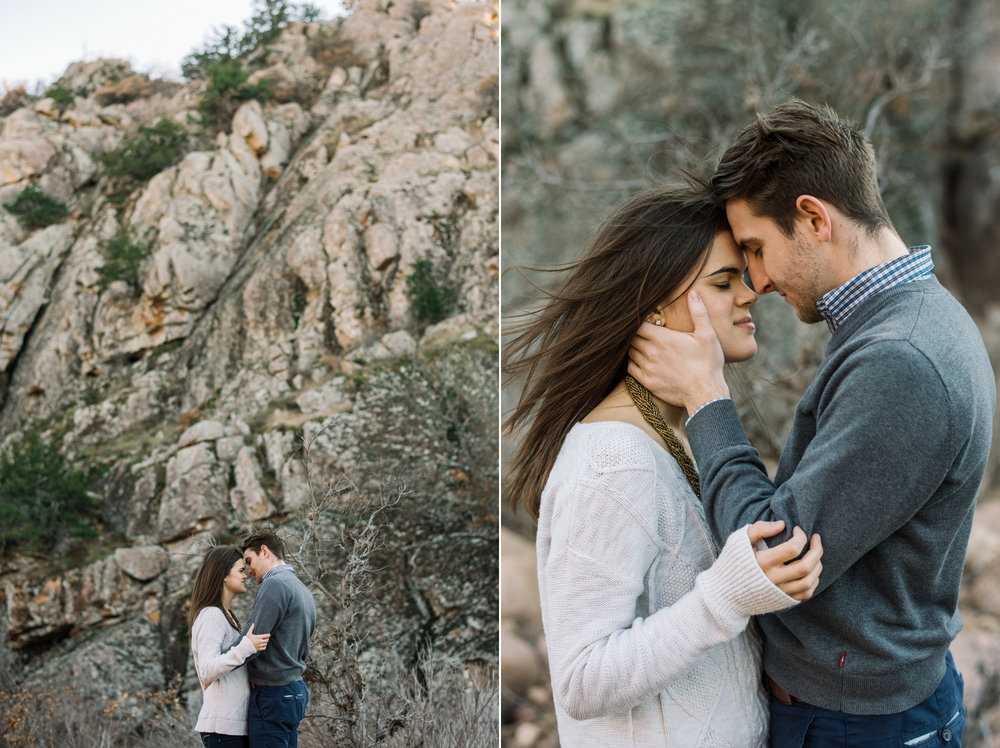 Wichita Kansas Engagement Photographer-Oklahoma Photographer-Wichita Mountains-Neal Dieker-119.jpg