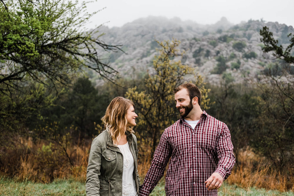 Oklahoma Engagement-Neal Dieker-Oklahoma Wedding Photography-Wichita Mountains-Wichita, Kansas Portrait Photographer-116.jpg