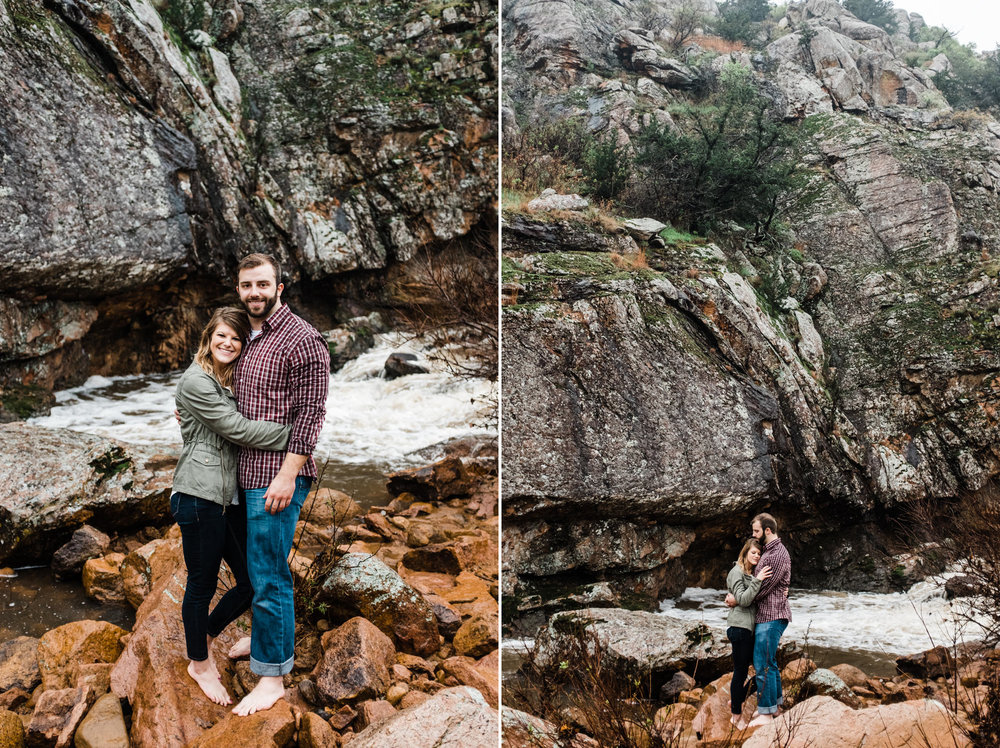 Oklahoma Engagement-Neal Dieker-Oklahoma Wedding Photography-Wichita Mountains-Wichita, Kansas Portrait Photographer-137.jpg