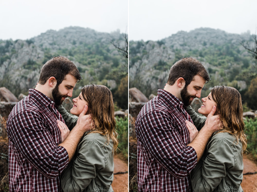 Oklahoma Engagement-Neal Dieker-Oklahoma Wedding Photography-Wichita Mountains-Wichita, Kansas Portrait Photographer-166.jpg