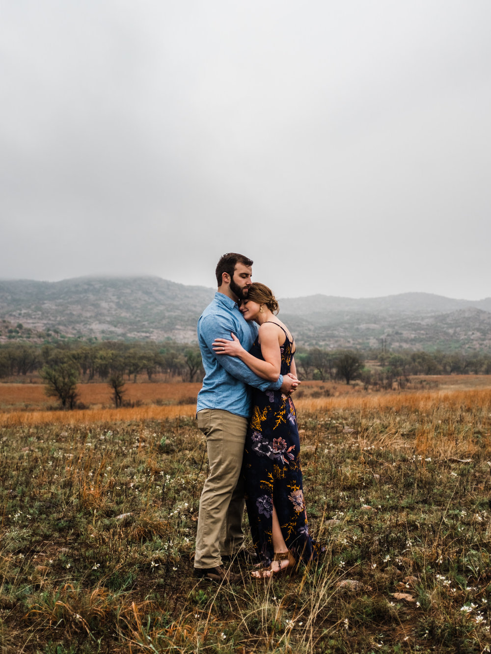 Oklahoma Engagement-Neal Dieker-Oklahoma Wedding Photography-Wichita Mountains-Wichita, Kansas Portrait Photographer-174.jpg
