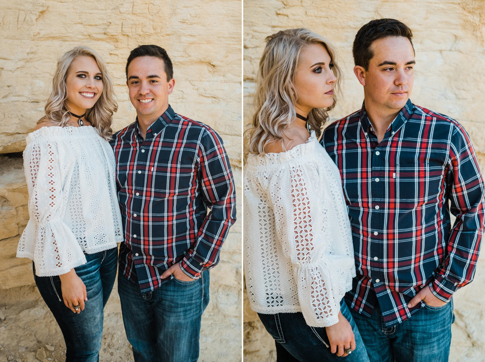 Wichita, Kansas Engagement Photography-Wichita, Kansas Photographer-Castle Rock, Kansas-Western Kansas Photographer-Dodge City, Kansas Photographer-Neal Dieker-120.jpg