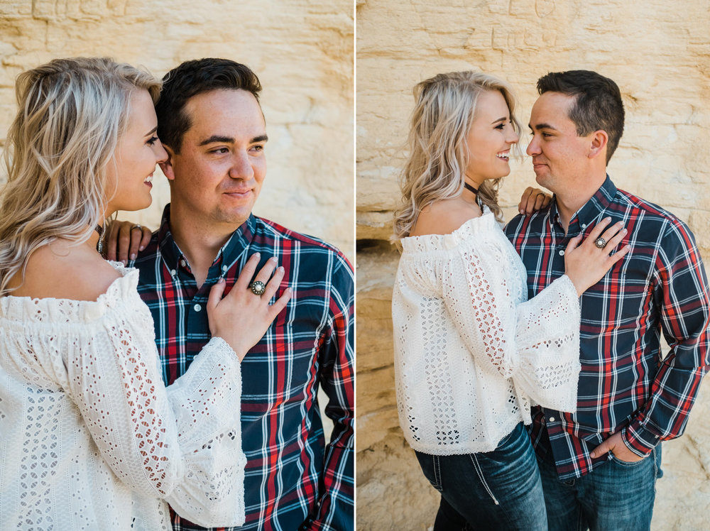 Wichita, Kansas Engagement Photography-Wichita, Kansas Photographer-Castle Rock, Kansas-Western Kansas Photographer-Dodge City, Kansas Photographer-Neal Dieker-121.jpg