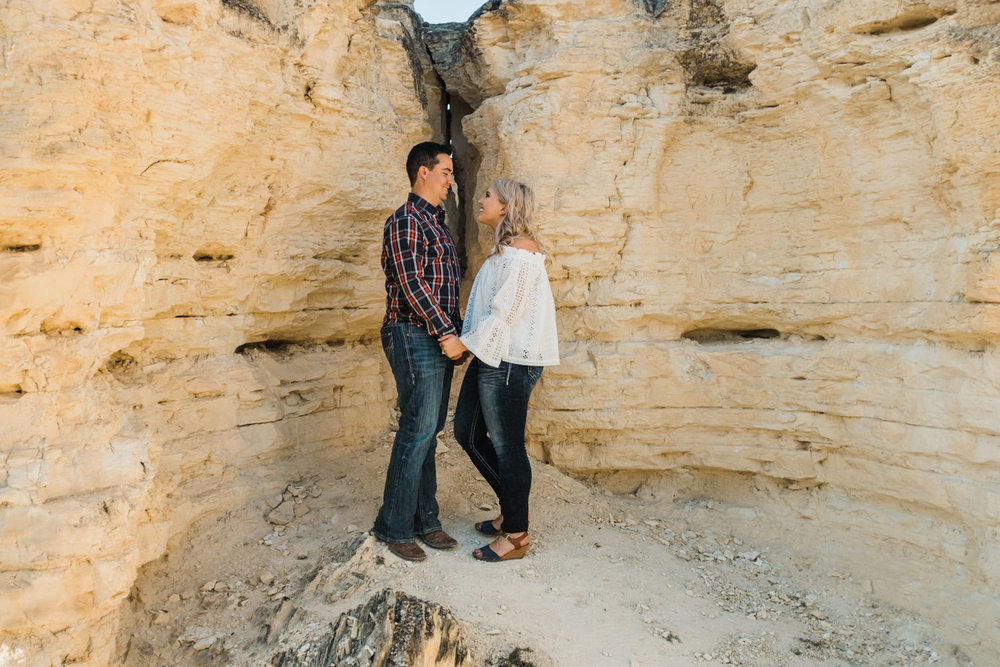 Wichita, Kansas Engagement Photography-Wichita, Kansas Photographer-Castle Rock, Kansas-Western Kansas Photographer-Dodge City, Kansas Photographer-Neal Dieker-123.jpg