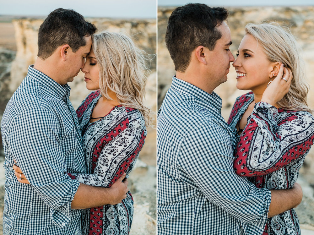 Wichita, Kansas Engagement Photography-Wichita, Kansas Photographer-Castle Rock, Kansas-Western Kansas Photographer-Dodge City, Kansas Photographer-Neal Dieker-166.jpg