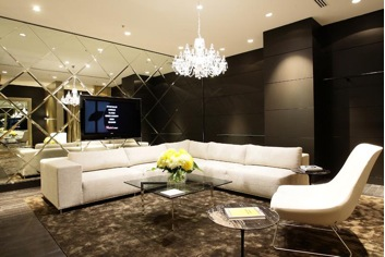 The Beautiful Styling Suite of Westfield Sydney