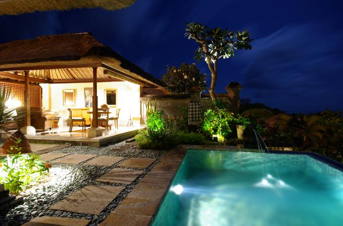 One bedroom, ocean view villa. Jimbaran Bay