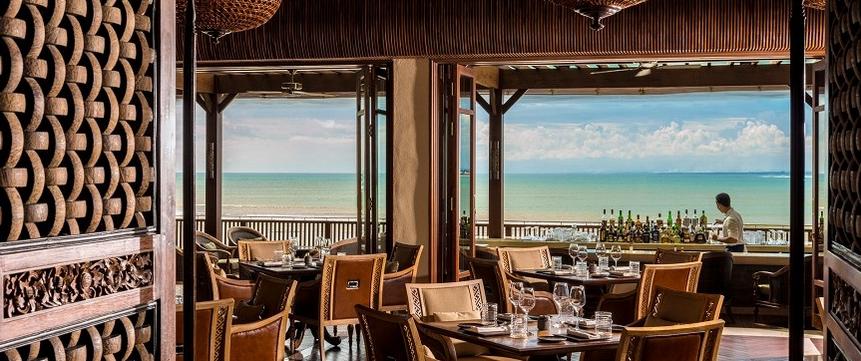 Sundara Restaurant. Jimbaran Bay