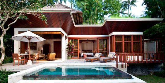 One Bedroom Villa, Sayan