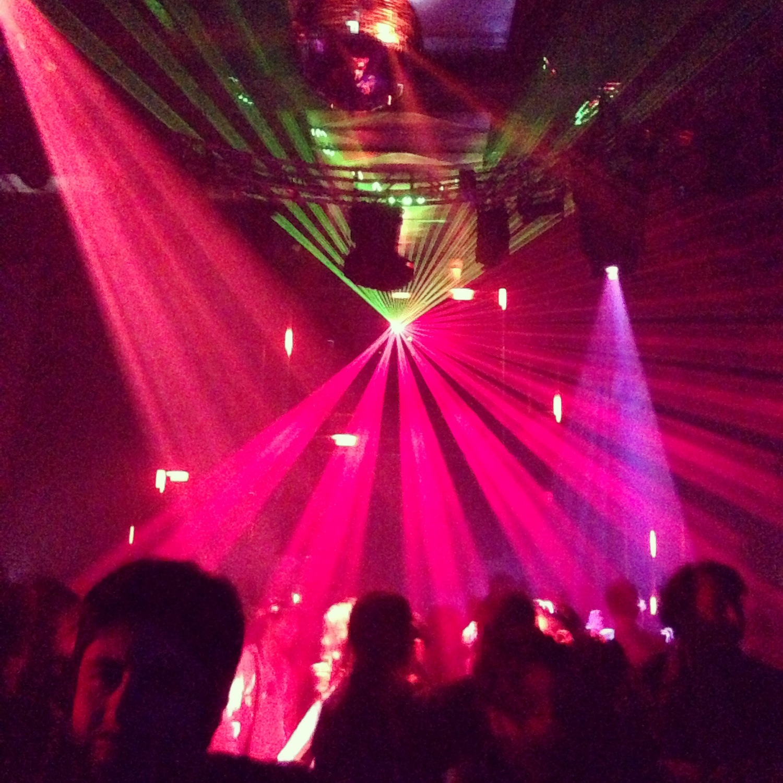 NYC   Halloween Parties 2013 — VOX IBIZA