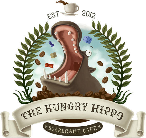 The Hungry Hippo Board Game Café