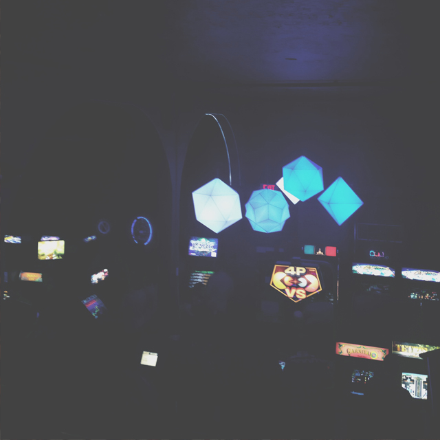 Ground Control Barcade. Yes, an arcade with alcohol.
