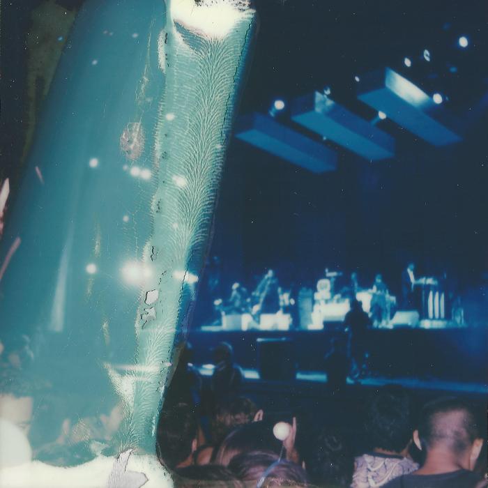 Polaroid of Jack White