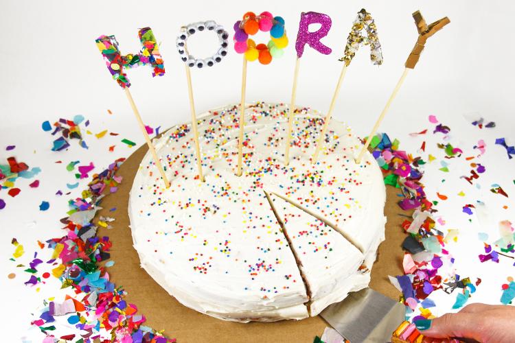Its My Birthday Cake Julia Walck