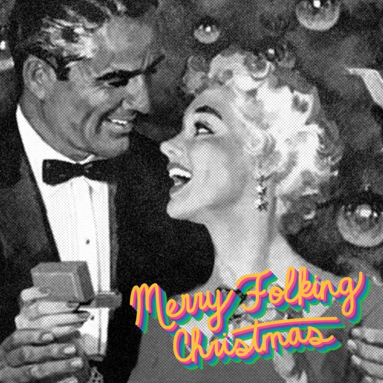 Enjoyable Merry Folking Christmas Playlist Julia Walck Easy Diy Christmas Decorations Tissureus