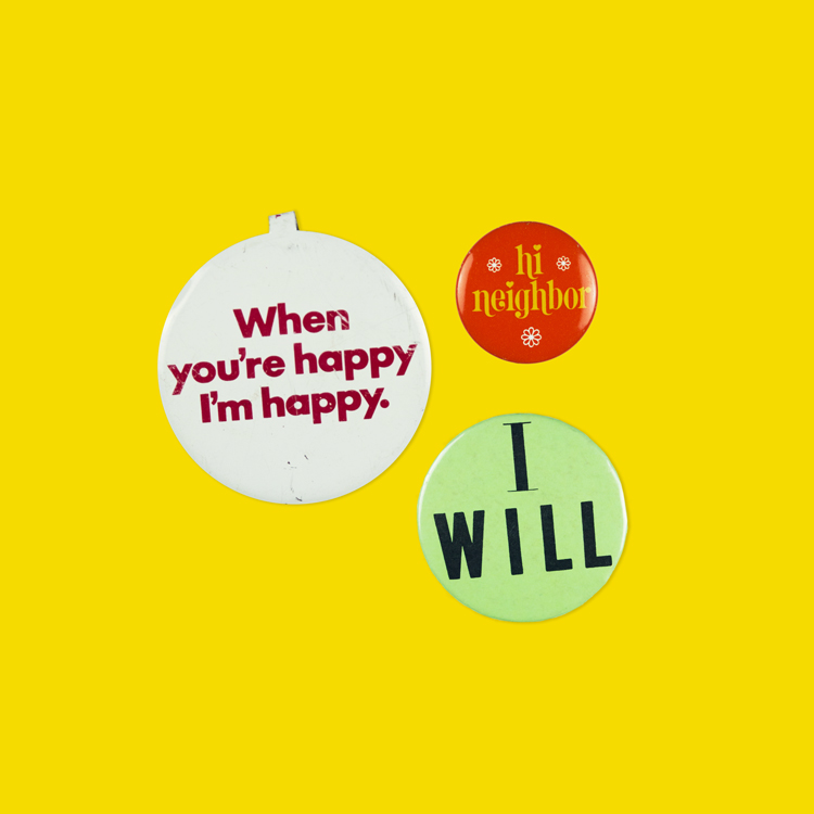 Optimistic pins