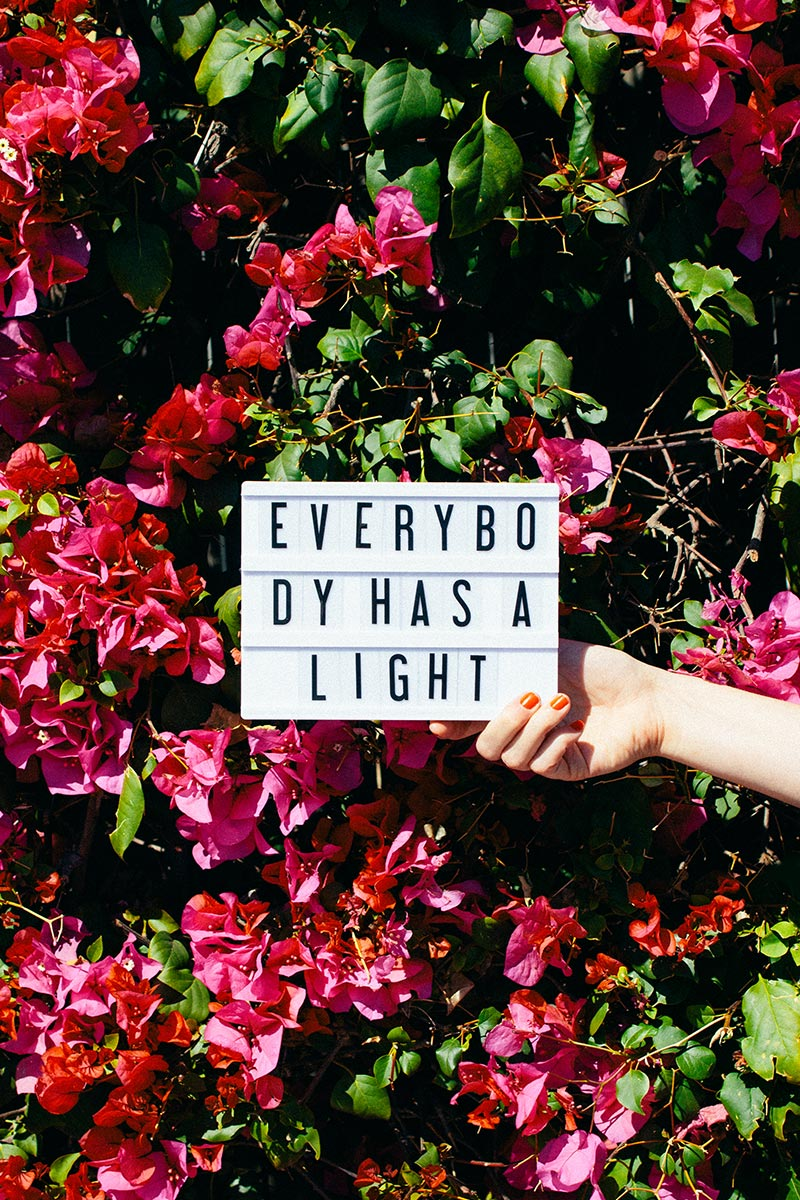 Everybody Has a Light | Julia Walck