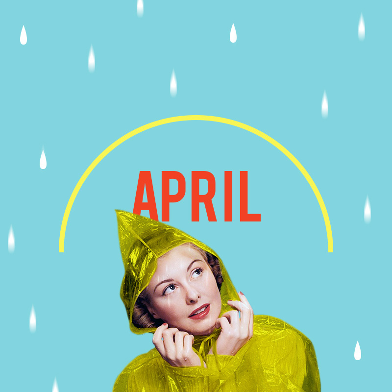 April Playlist | Julia Walck